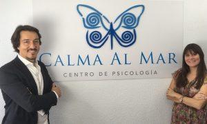 Fernando Pena y Estefanía Cárcel consulta de psicología para adultos