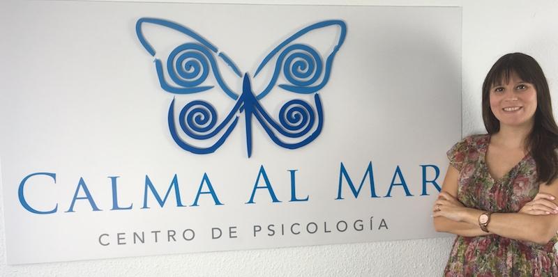 Estefanía. Psicóloga infantil en Valencia.