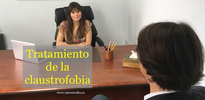 tratamiento de la claustrofobia en Valencia