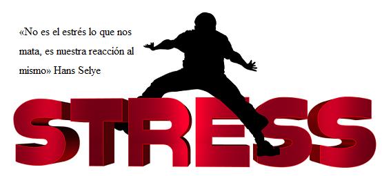 Cuando el estrés interfiere en nuestra vida agota, muestra mente