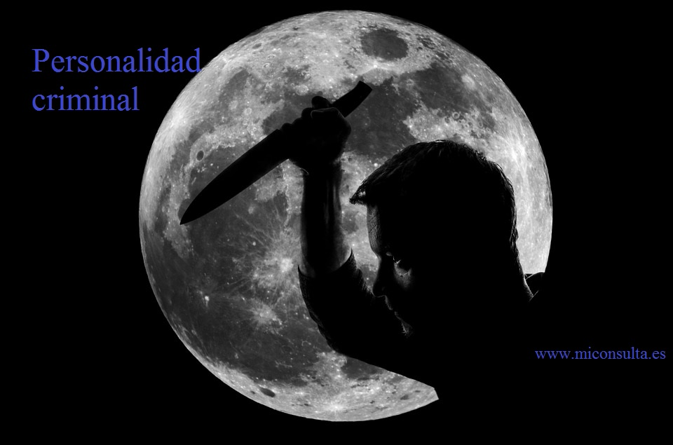 La Personalidad criminal se estudia en base a un perfil del individuo