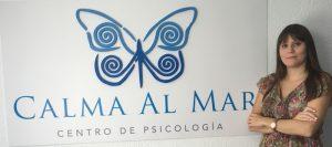 Estefanía Carcel psicologa de Calma Al Mar