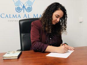 Andrea Mezquida. Psicóloga en Valencia