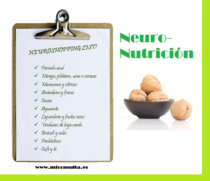 Compra neuro-saludable