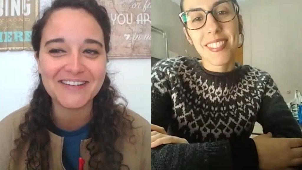 Entrevista a África Gil por la psicóloga Andrea Mezquida.