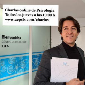 Fernando Pena profesor de psicología